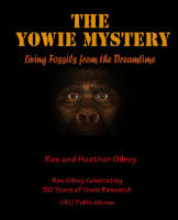 Yowie Book Cover