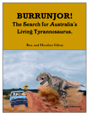 Burrunjor Book Cover